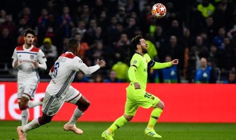 [Vídeo] Resultado y Resumen Lyon vs Barcelona 0-0 Champions League 2018-19