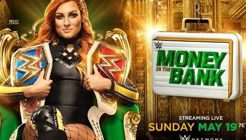 WWE Money in the Bank [Vídeo Repetición] – Cobertura, Actualizaciones, Ganadores y Resultados 2019