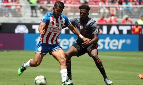 [Vídeo] Resultado, Resumen y Goles Chivas vs Benfica 0-3 International Champions Cup 2019