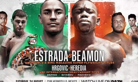Juan Francisco 'Gallo' Estrada vs Dewayne Beamon EN VIVO Hora, Canal, Dónde ver Pelea Box 2019