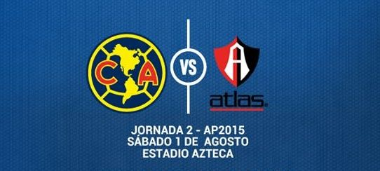 América vs Atlas