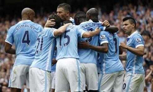 Manchester City 3-0 Chelsea