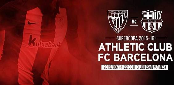 Athletic de Bilbao vs Barcelona