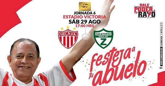 Necaxa vs Zacatepec