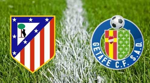 Atlético de Madrid vs Getafe