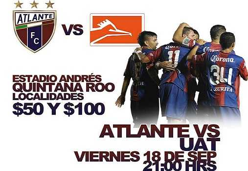 Atlante vs Correcaminos
