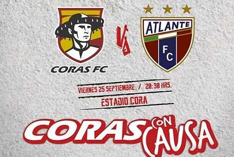 Coras de Tepic vs Atlante