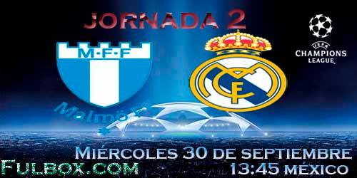 Malmo vs Real Madrid