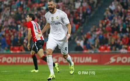 Athletic de Bilbao 1-2 Real Madrid