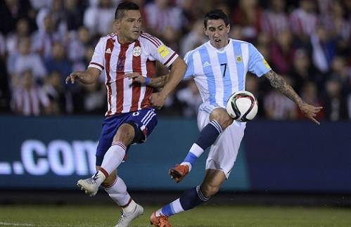 Paraguay 0-0 Argentina