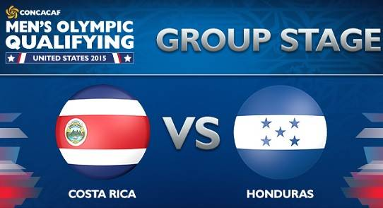 Costa Rica vs Honduras