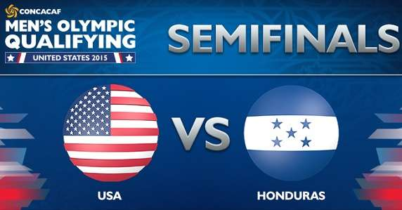 Estados Unidos vs Honduras