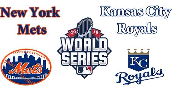 New York Mets vs Kansas City Royals
