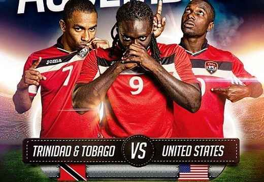 Trinidad y Tobago vs Estados Unidos