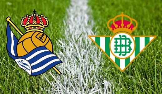 Real Sociedad vs Betis