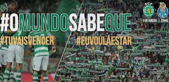 Sporting Lisboa vs Porto