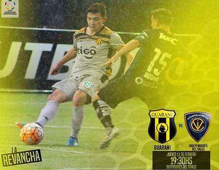 Guaraní vs Independiente del Valle