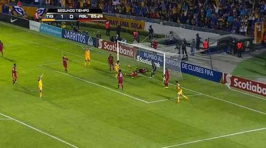 Tigres 2-0 Real Salt Lake