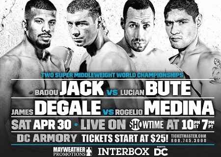 James DeGale vs Rogelio Porky Medina Hora, TV Canal, Transmisión ShowTime 2016