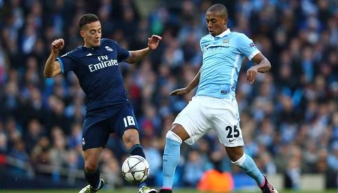 Manchester City 0-0 Real Madrid