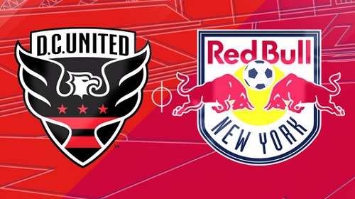 DC United vs New York Red Bulls