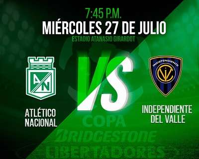 Atlético Nacional vs Independiente del Valle
