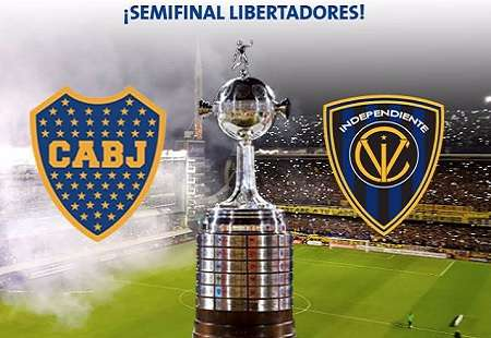 Boca Juniors vs Independiente del Valle