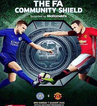 Leicester vs Manchester United