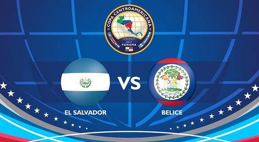El Salvador vs Belice