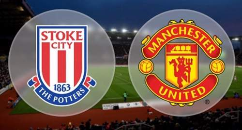 Stoke City vs Manchester United