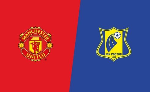 Manchester United vs Rostov