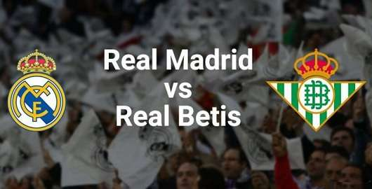 Betis Real Madrid Hora