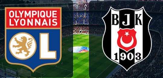 Lyon vs Besiktas