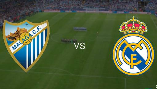 Málaga vs Real Madrid