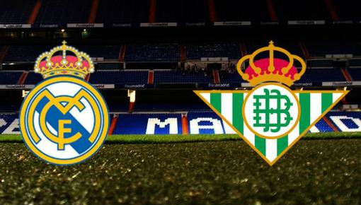 Real Madrid vs Betis