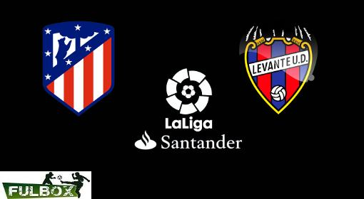 Levante vs Atlético de Madrid