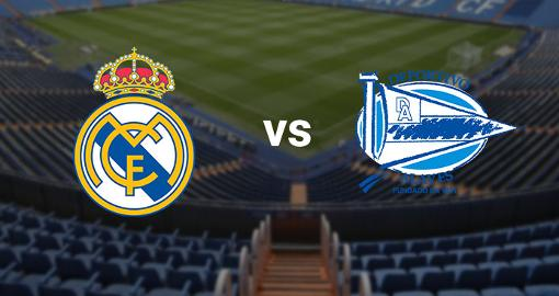 Real Madrid vs Alavés