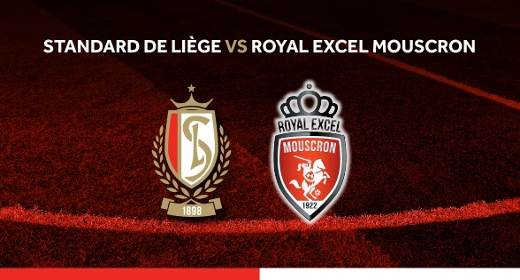 Standard Lieja vs Royal Excel Mouscron