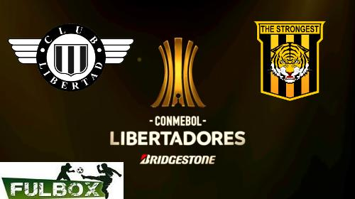 Libertad vs The Strongest
