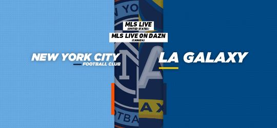 New York City vs LA Galaxy