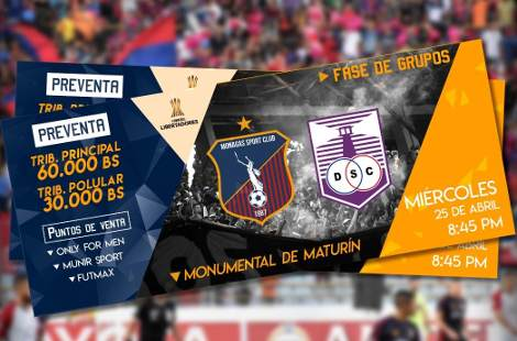 Monagas vs Defensor Sporting
