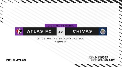 Atlas vs Chivas