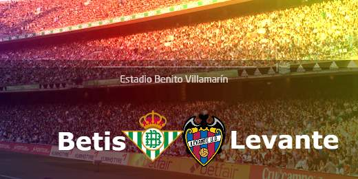 Betis vs Levante