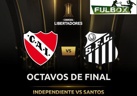 Independiente vs Santos