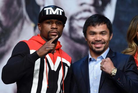 Floyd Mayweather anuncia que Peleará vs Manny Pacquiao