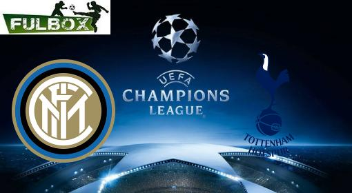Resultado: Inter vs Tottenham [Vídeo Resumen- Goles] Jornada 1 Champions League 2018-19