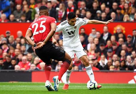 Manchester United vs Wolves 1-1 Premier League 2018-19