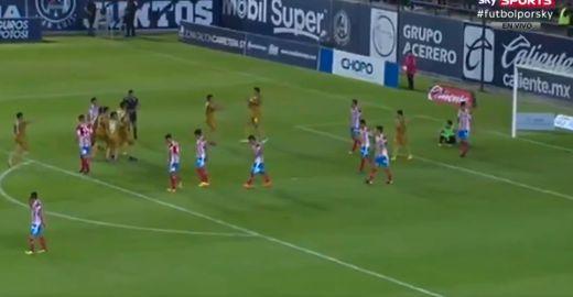Potros UAEM sorprende 2-1 al Atlético San Luis en el Ascenso MX Apertura 2018
