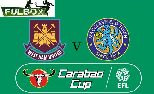 West Ham vs Macclesfield