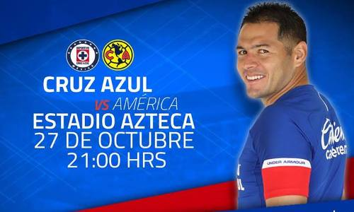 Cruz Azul vs América